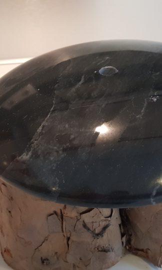 voetstuk zwart marmer