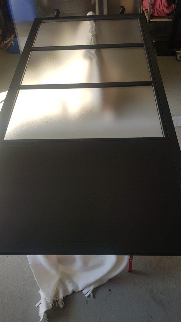 Stalen deuren - Stalen schuifdeur
