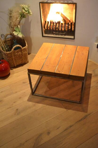 Balkentafel Indigo Blank stalen frame (3)