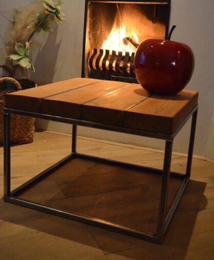 Balkentafel Indigo Blank stalen frame 4