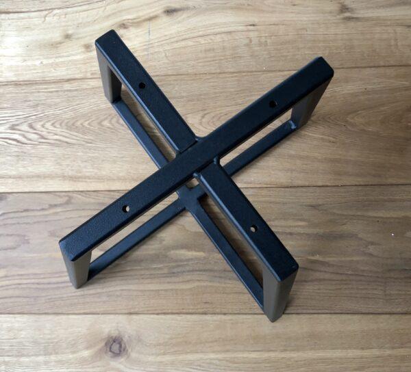 Stalen onderstel tafel - steel frame table - coating